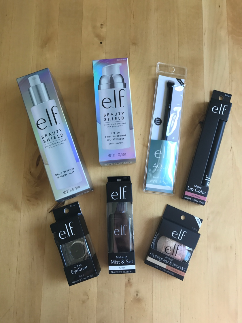 Beauty Shield Daily Defense Makeup Mist by e.l.f. #11